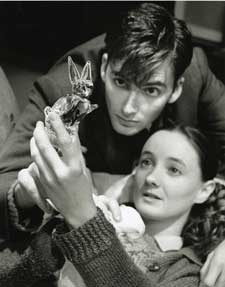 David Tennant starring in The Glass Menagerie at Dundee Rep Theatre, 1996)