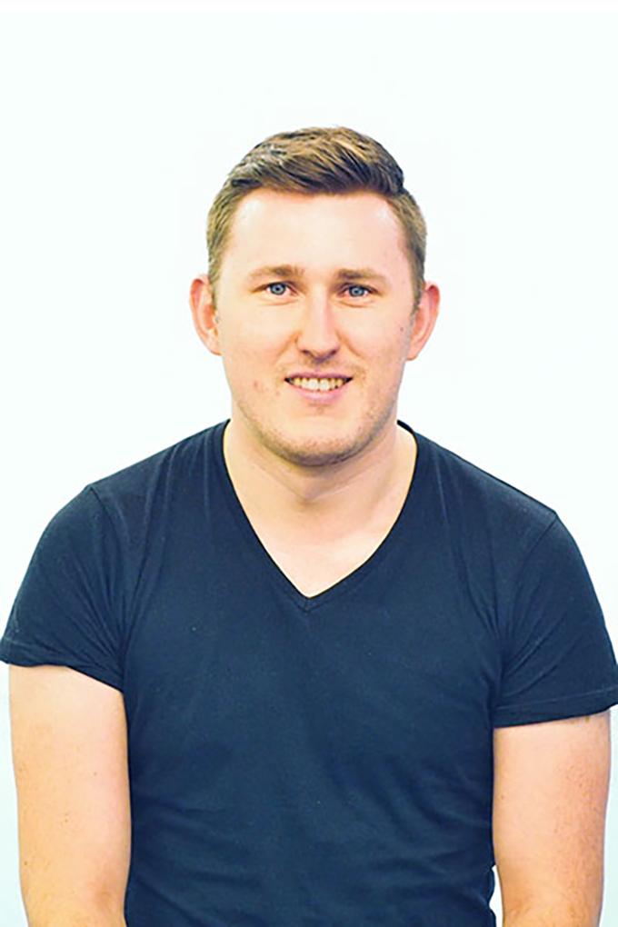 Photo of Stephen O'Boyle